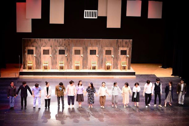 예술공간 오이, 위안부 연극 '일곱 개의 단추' 재공연